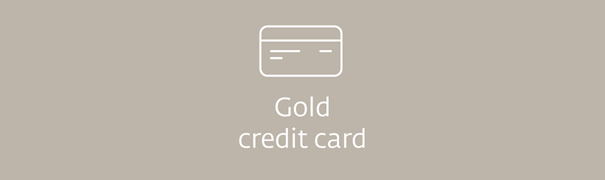 LLB Combi Gold credit card